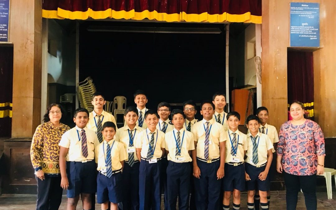 English Extempore Competition  (2018-19)