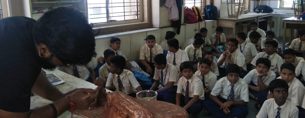 ECO-FRIENDLY GANAPATI MAKING COMPETITION