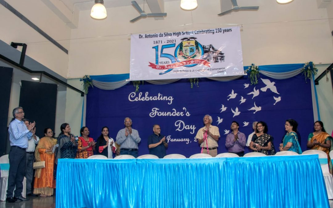 CELEBRATION OF FOUNDER'S DAY 2020.